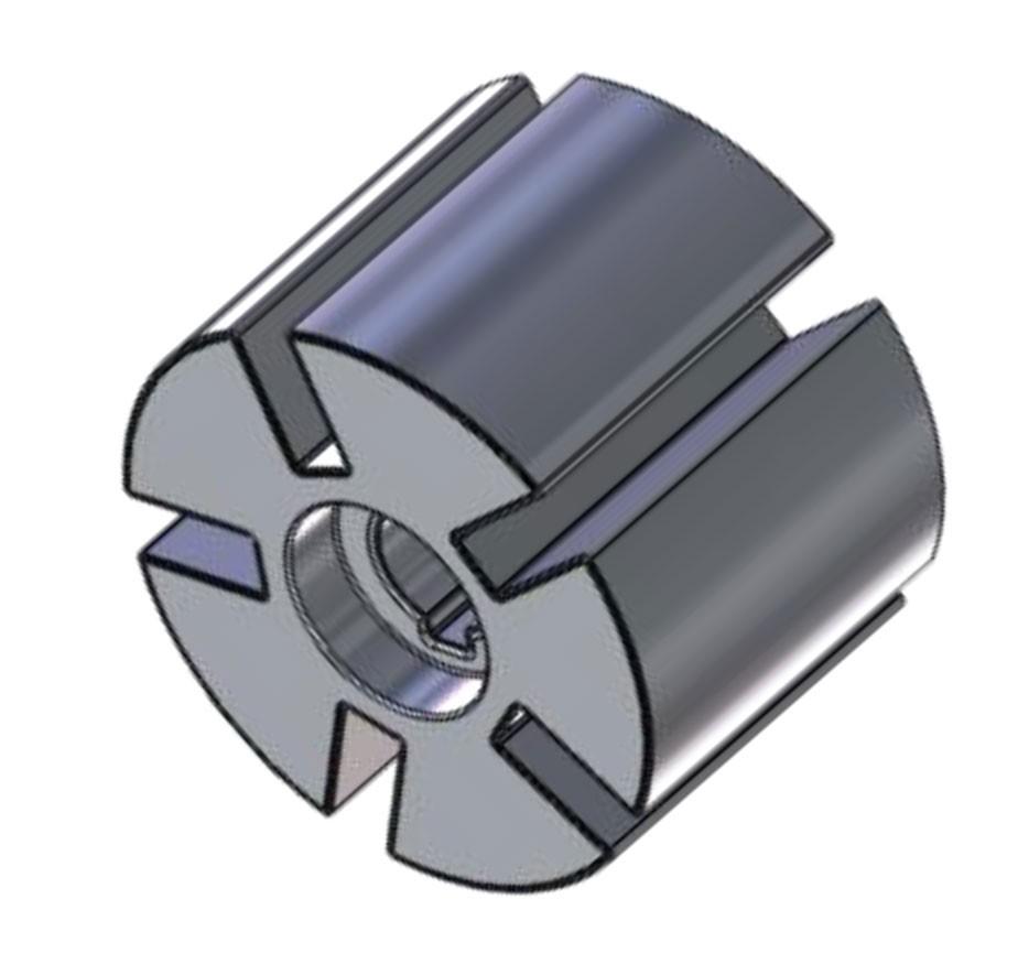 Fill-Rite KIT120RGP Bulk Rotor Kit (5 pieces)