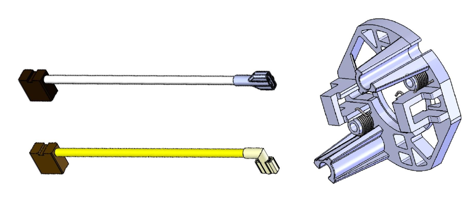 Fill-Rite KIT120RHP Bulk Brush and Holder Kit