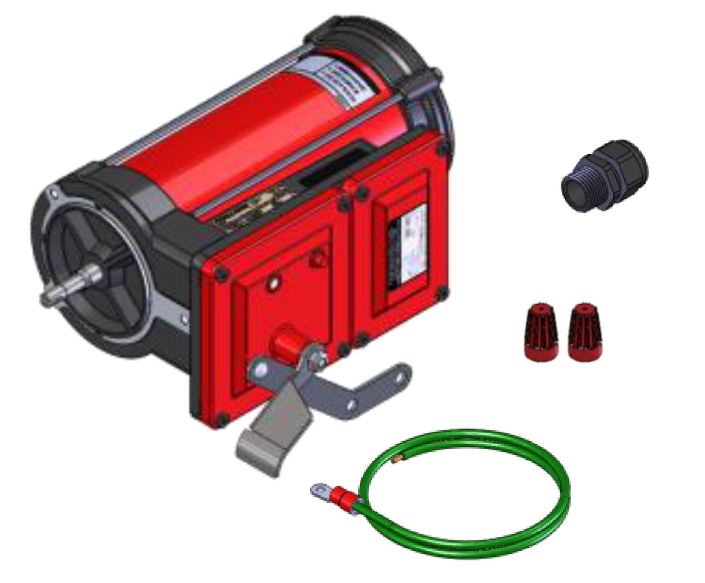 Fill-Rite KIT320MK Replacement Motor Kit