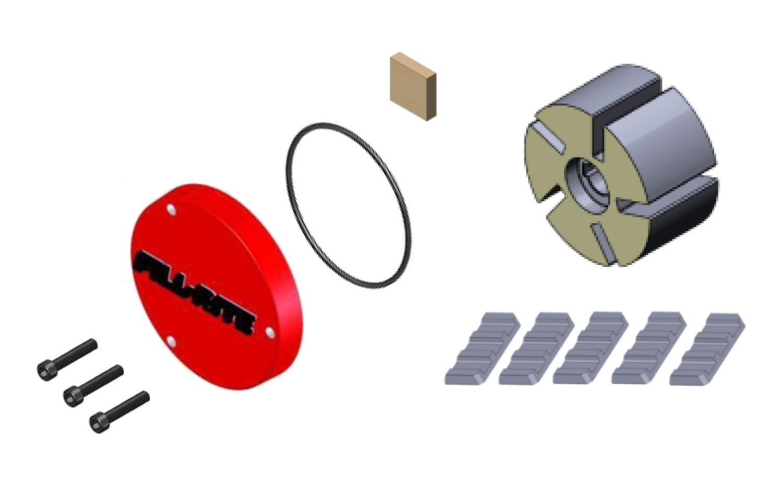 Fill-Rite KIT320RG Rotor Group Kit