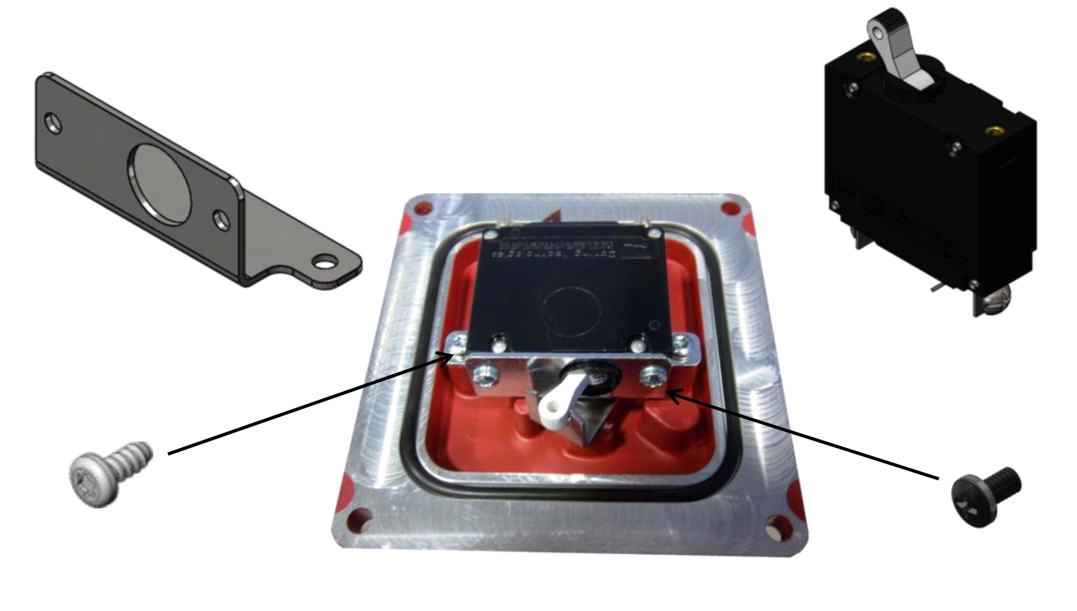 Fill-Rite KIT320SW Line Switch / Breaker Kit