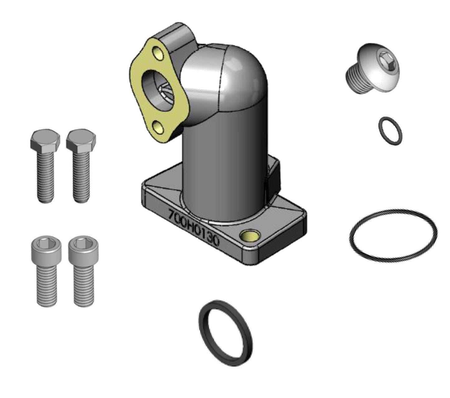 Fill-Rite KIT700MA Meter Flange Kit