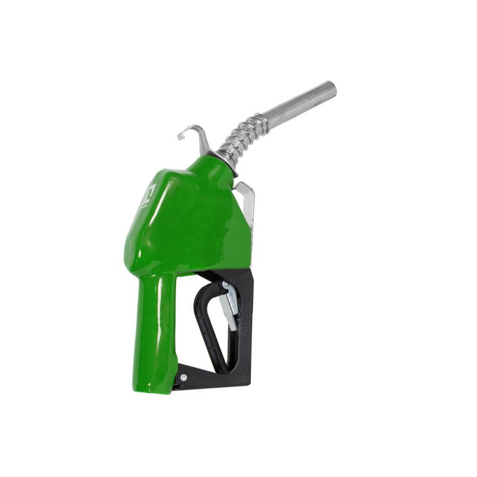 "Fill-Rite N100DAU12G 1"" High Flow Auto Diesel Nozzle with Hook"
