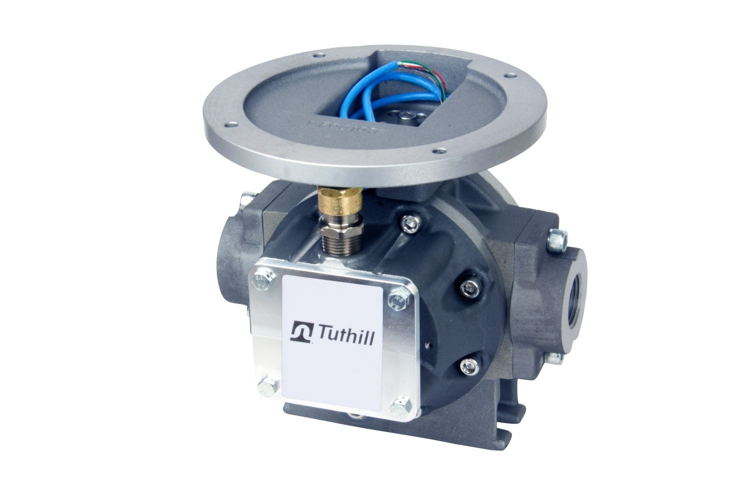 Fill-Rite TS10AF14AATXXXX Electronic Meter with Register Flange