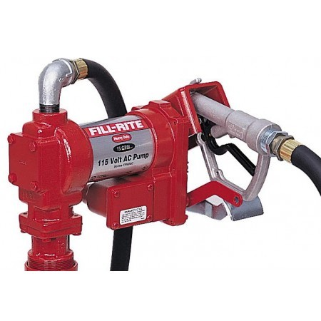 Fill-Rite FR310VN Super Hi-Flow AC Pump 115 Volt (Pump Only) (35 GPM)
