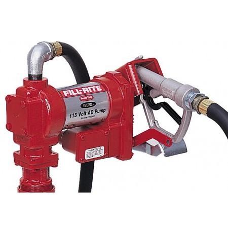 Fill-Rite FR310VBC Super Hi-Flow AC Pump 115 Volt w/UHF Nozzle & Hose (35 GPM)
