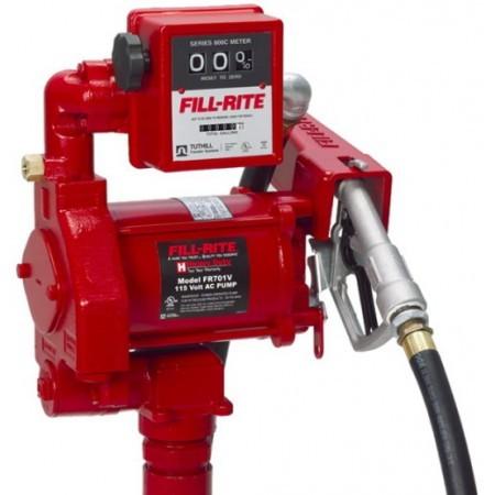 Fill-Rite FR701V Transfer Pump w/Meter 115 Volt (17GPM)