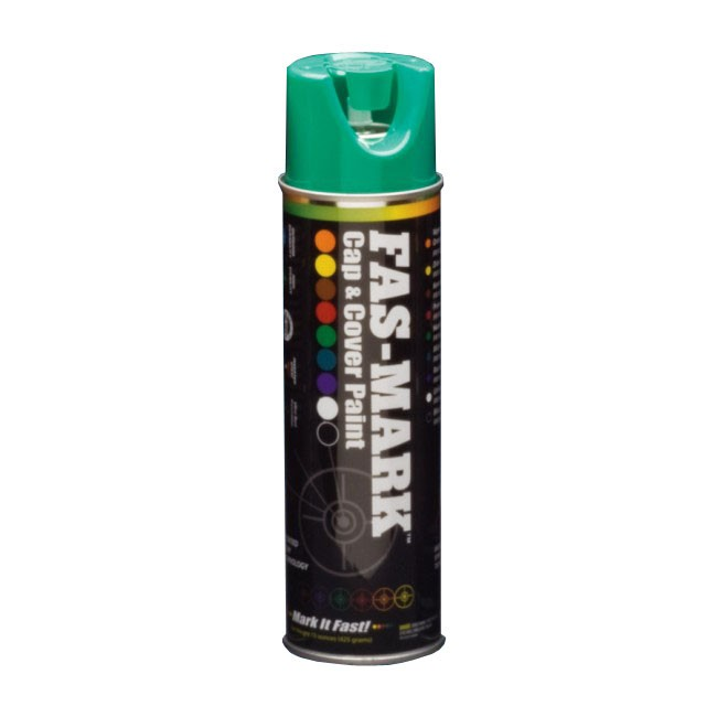 Gasoila FM15G FAS-MARK Cap & Cover Paint (Green color)