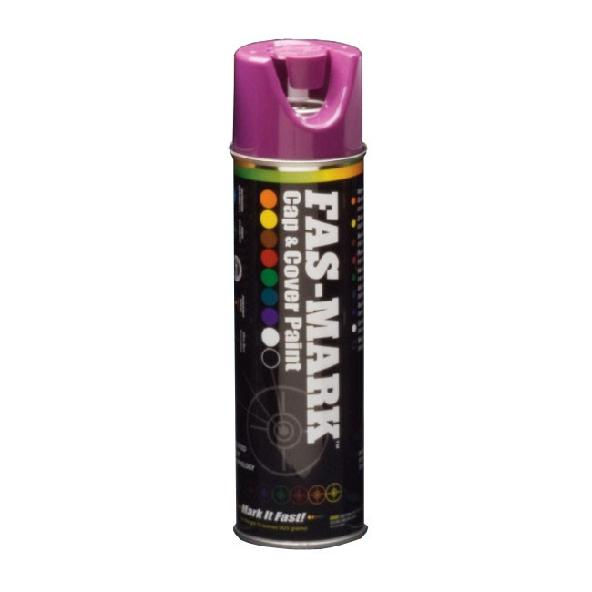 Gasoila FM15P FAS-MARK Cap & Cover Paint (Purple color)