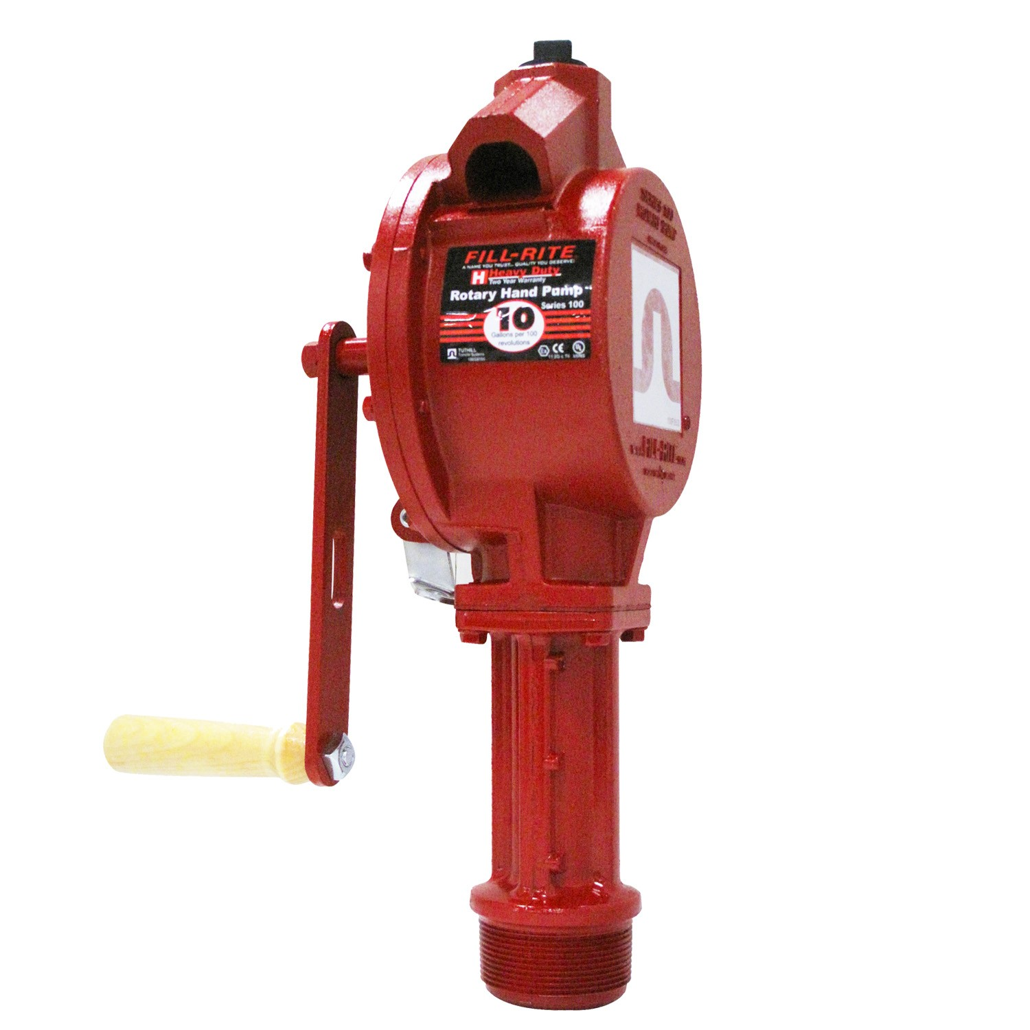Fill-Rite Rotary Hand Gas Pump without Accessories