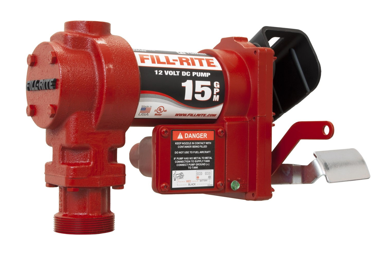 Fill-Rite FR1204H Fuel Transfer Pump (Pump Only) (15 GPM)