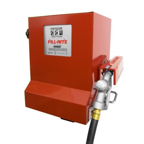 Fill-Rite FR702VR AST Cabinet Pump 1/3 HP (19 GPM)