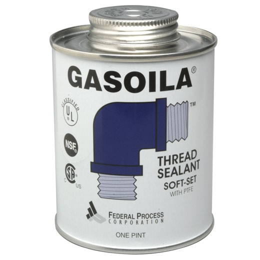 Gasoila SS16 Soft-Set Thread Sealant with PTFE (1 pt )