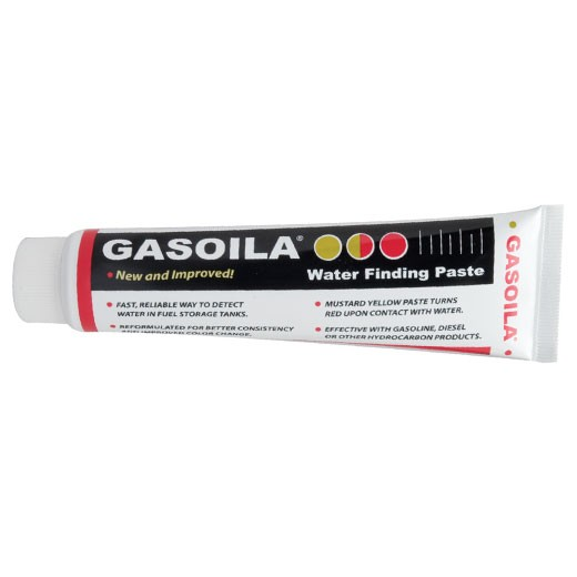 Gas Gauging Paste & More - Regular Water Finding Paste
