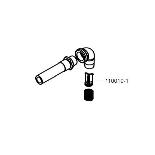 GPI 110010-501 Bypass Poppet for M-120 TNF Pump