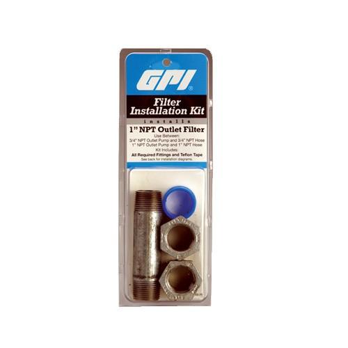 GPI 110528-01 Filter Installation Kit