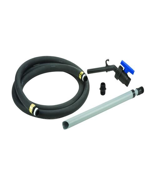 GPI 111502-2 1'' x 12' Herbicide Hose & Nozzle Kit