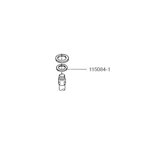 GPI 115084-1 Herbicide EPDM Gasket for P-120H & P-200H 12V Plastic Utility Pump