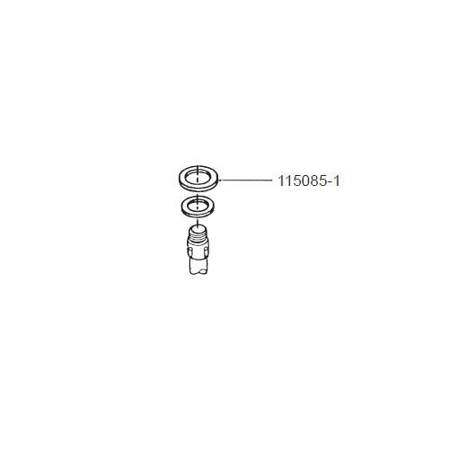 GPI 115085-1 Teflon® Gasket for P-120H & P-200H 12V Plastic Utility Pump