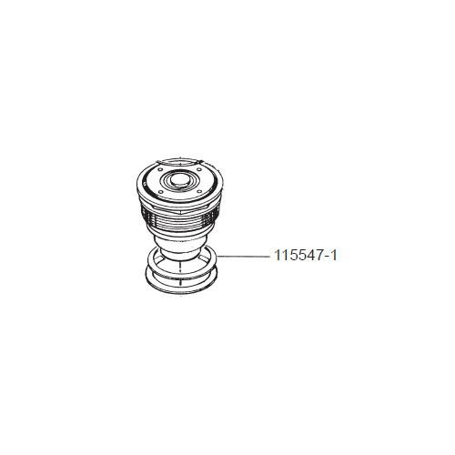 GPI 115547-1 Teflon® O-Ring Gasket for P-120H & P-200H 12V Plastic Utility Pump