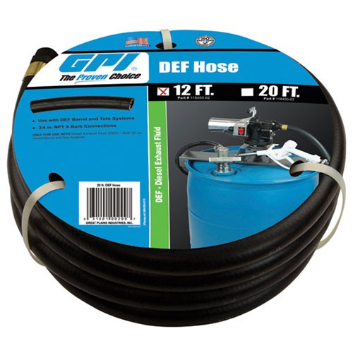 GPI 118450-63 20' DEF Dispensing Hose