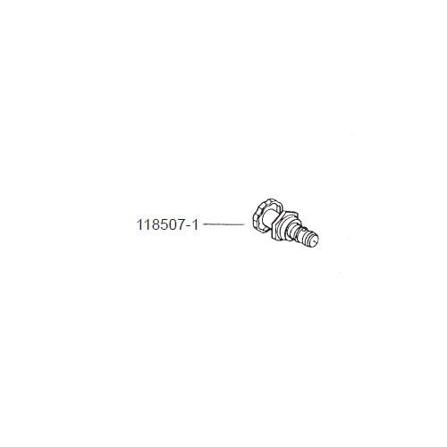 GPI 118508-1 Bypass Poppet Assembly Kit for P-200H 12V Plastic Utility Pump