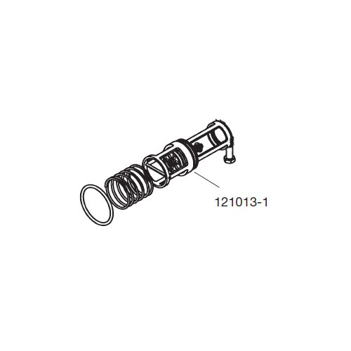 GPI 121013-1 Super Duty Check Valve Strainer Assembly for M-3120 115V Pump
