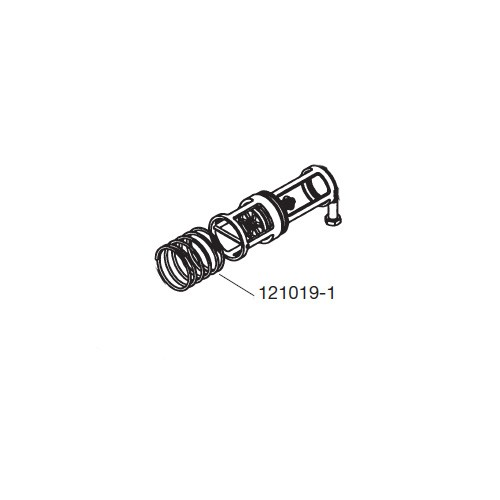 GPI 121019-1 Super Duty Check Valve Spring for M-3120 115V Pump