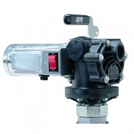GPI PA-120-DEF-2TC-PO 115V AC DEF Transfer Pump w/DEF Nozzle, Hose (12GPM)