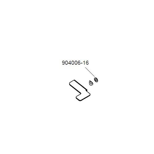 GPI 904006-16 Flat Nylon Washer for M-3025 & M-3425 Heavy Duty Pump