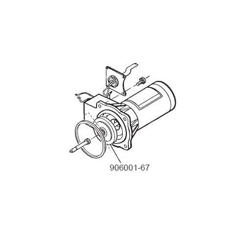 GPI 906001-67 Planetary Gear Module for P-200H Pump