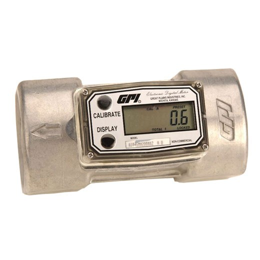 GPI Commercial Grade Gas Flow Meter (Digital)