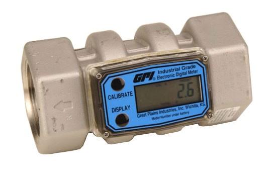 GPI Aluminum Flowmeter (Commercial)
