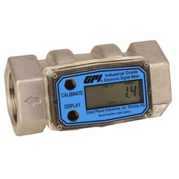 GPI Turbine Flowmeter (Commercial)