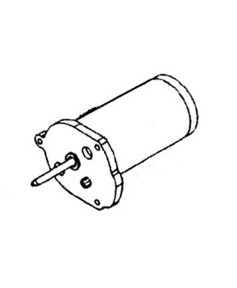 GPI 119200-551 12-Volt Motor