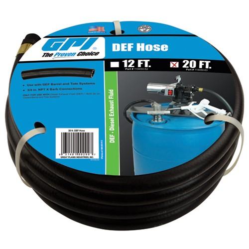 GPI 118450-62 12' DEF Dispensing Hose