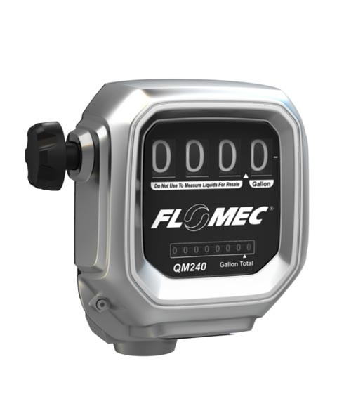 GPI 139121-40 QM240N10 FLOMEC® Aviation Meter