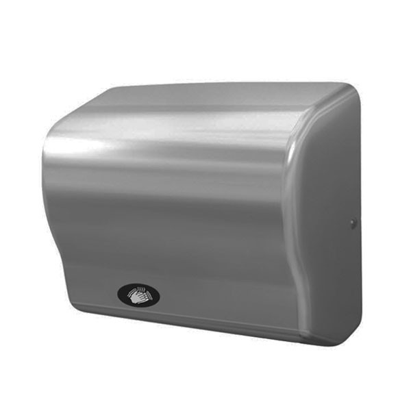 GX-C American Dryer Steel Satin Chrome Automatic Hand Dryer