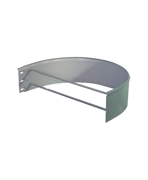 OPW 6013P-EHCW4L30 Standard Island Form End Section