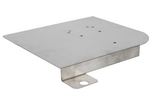 Fill-Rite KIT180MPPS Stainless Steel Mounting Plate