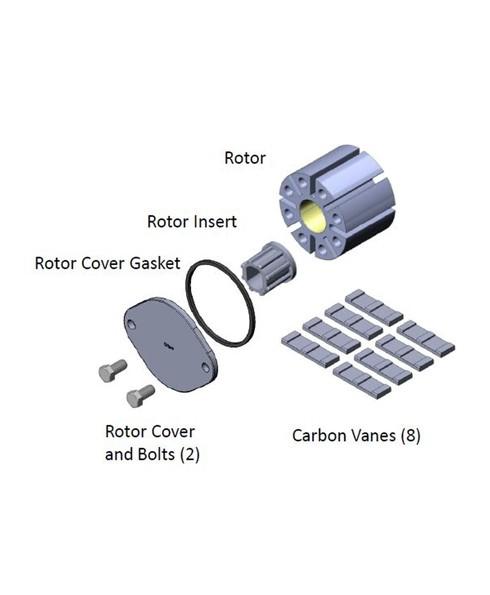 Fill-Rite KIT300RG Rotor & Vane Repair Kit for 300 Series Pumps