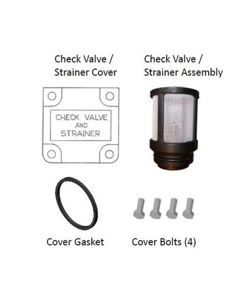 Fill-Rite KIT300SG Screen & Gasket Repair Kit for 300 Series Pumps