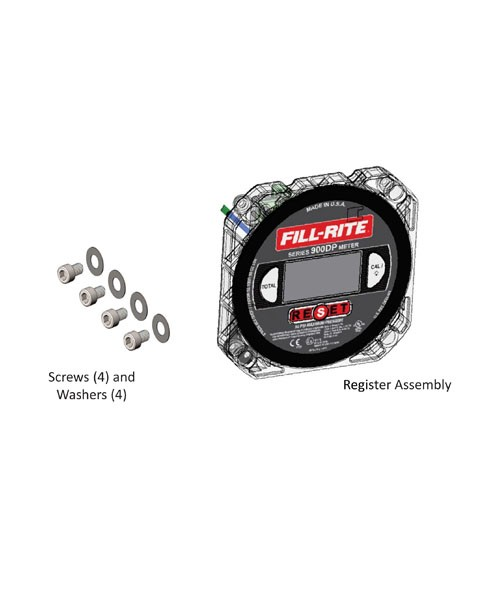 Fill-Rite KIT302DPD Digital Register Kit