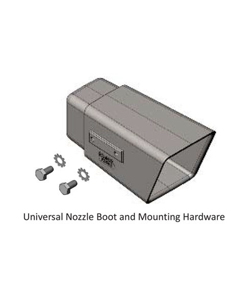 Fill-Rite KIT305NZ Universal Nozzle Boot Kit
