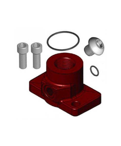 Fill-Rite KIT700OT1 Straight 1'' Outlet Flange Kit
