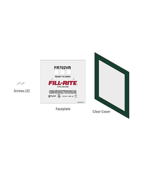 Fill-Rite KIT702VRFP FR702VR Faceplate