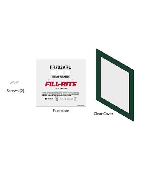 Fill-Rite KIT702VRUFP FR702VRU Faceplate