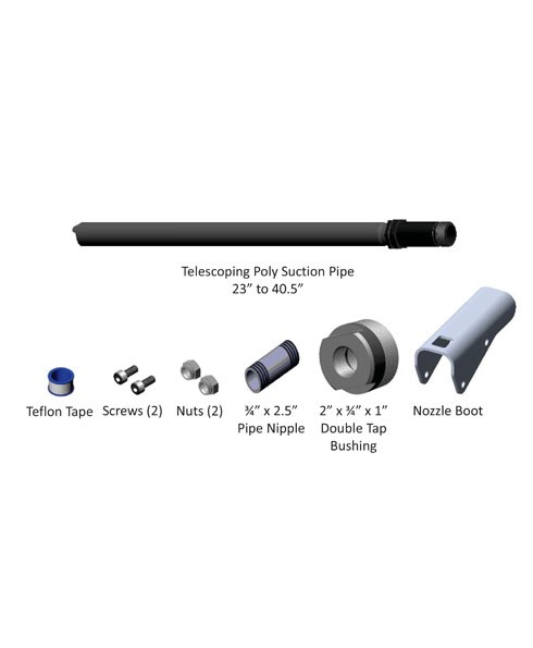 Fill-Rite KIT812NP Bung Mount Kit
