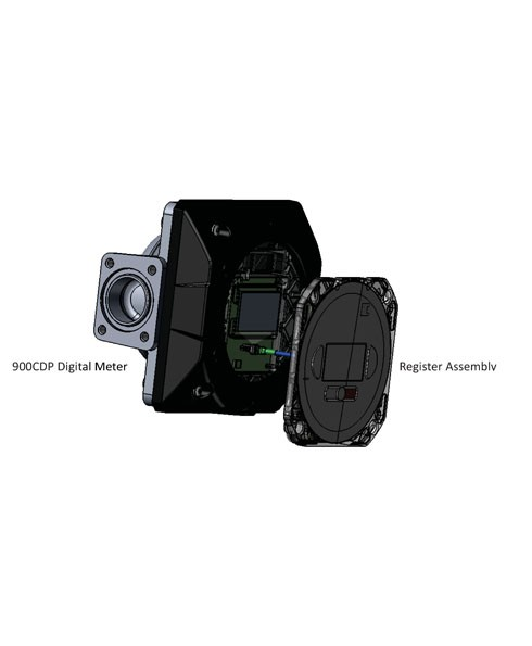 Fill-Rite KIT900CABINT Digital Meter Kit