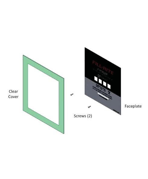 Fill-Rite KIT902RFP FR902CR Faceplate